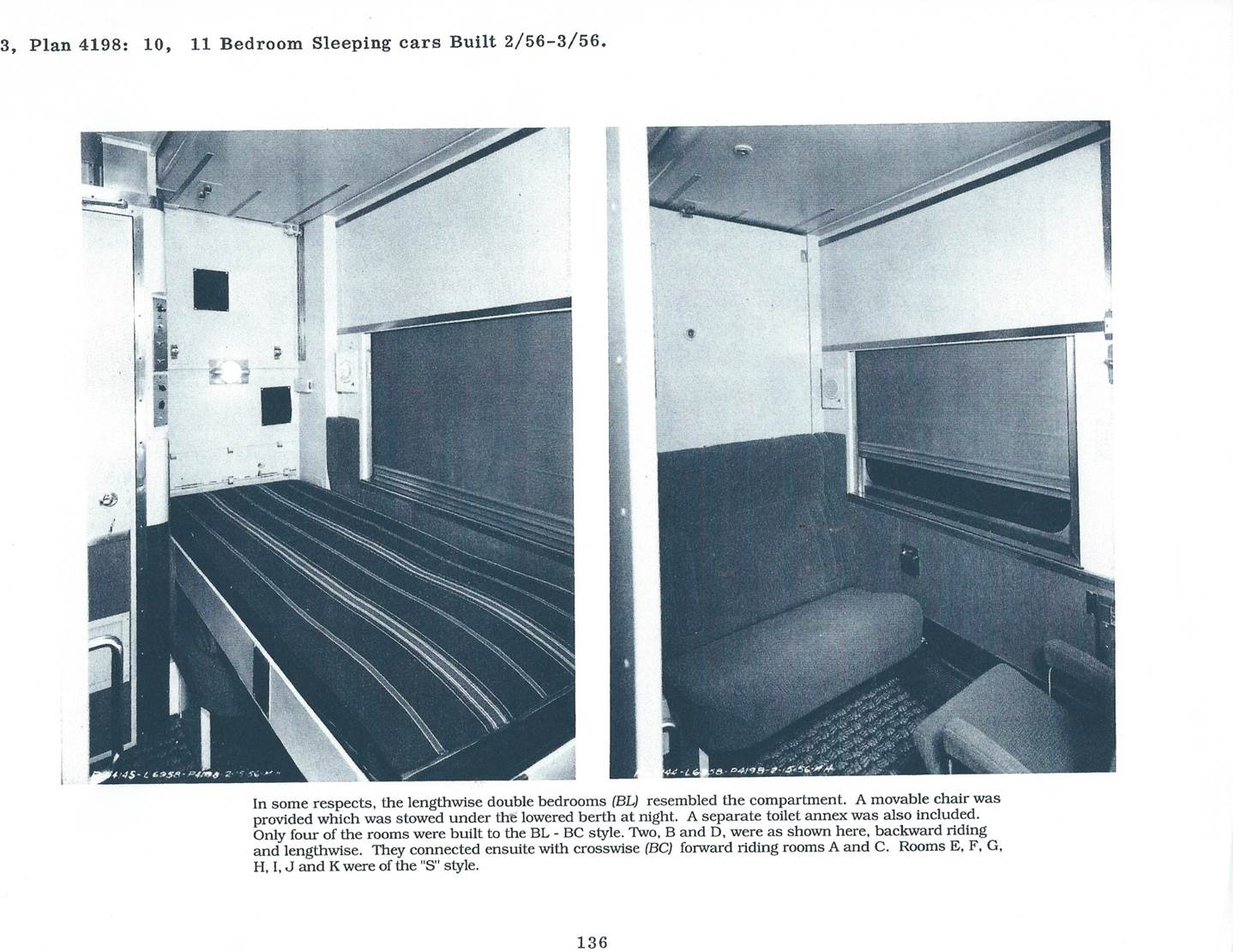 Inside of Train Car