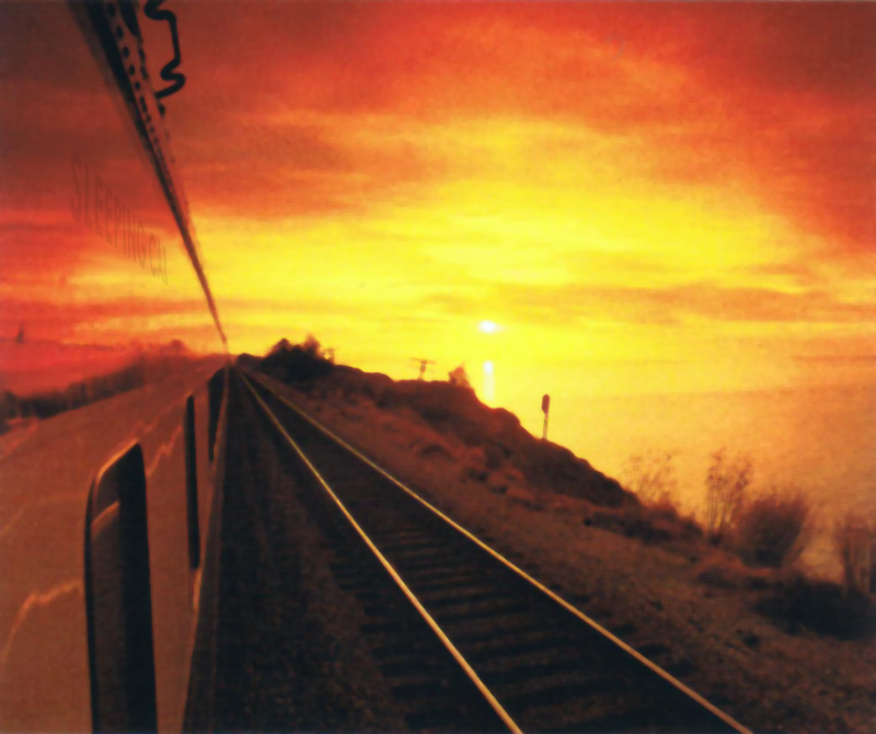 SUNSET TRAIN